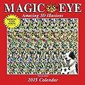 Magic Eye 2015 Wall Calendar