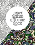Vintage Patterns Colouring Book