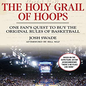 The Holy Grail of Hoops Audiobook
