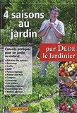 echange, troc Jean-Pierre Deshaires - 4 saisons au jardin