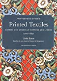 img - for Printed Textiles: British and American Cottons and Linens 1700-1850 book / textbook / text book