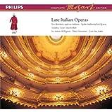 Mozart: Complete Edition Box 15: Late Italian Operas