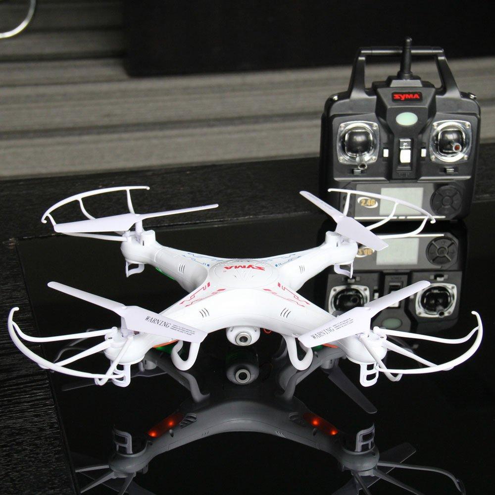 SYMA X5C Quadrocopter Drohne Weiß 2,4Ghz