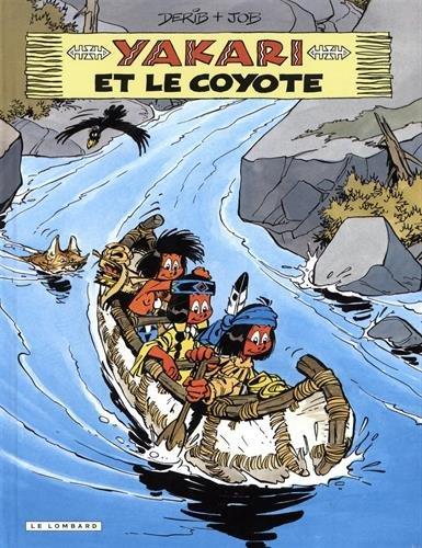 Yakari et le Coyotte T12
