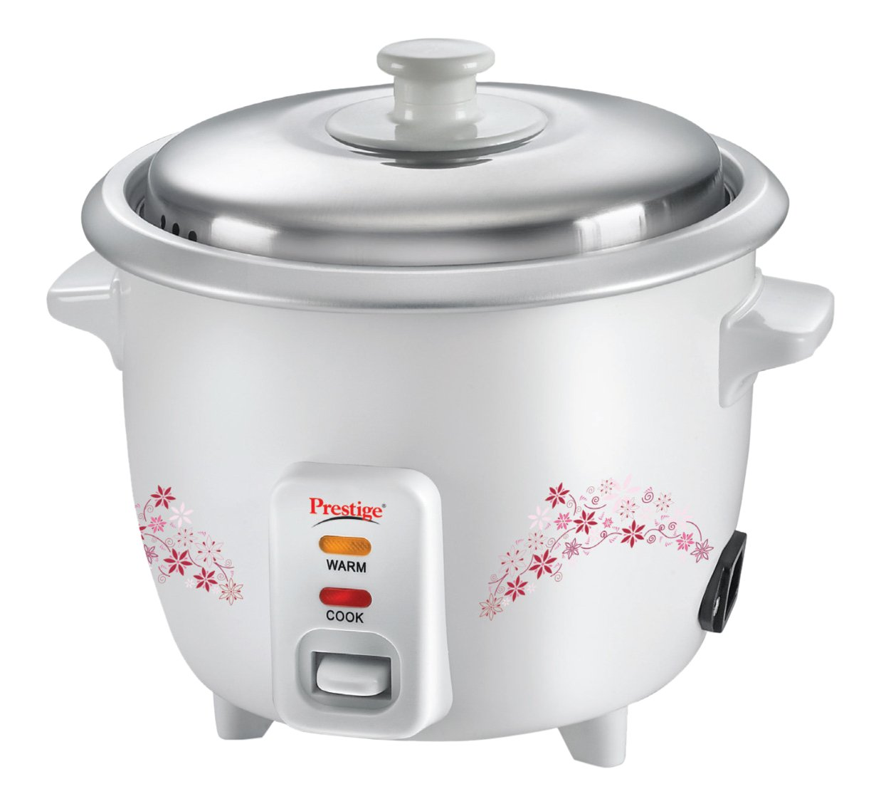 Amazon : Prestige Delight PRWO 1.0 1-Litre Electric Rice Cooker (White) @ Rs.999/- [Lightning Deal]