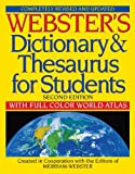 Websters Dictionary & Thesaurus for Students, Second Edition