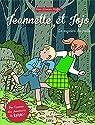 Jeannette et Jojo, tome 1 : Le mystère du poilu par Kieffer