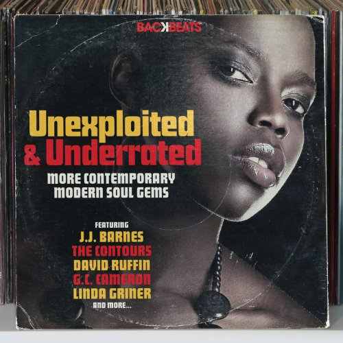 Backbeats: Unexploited & Under-Rated-Contemporary - Backbeats: Unexploited & Under-Rated-Contemporary