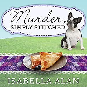 Murder, Simply Stitched Audiobook