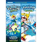 Pokemon 4ever & Pokemon Heroes [DVD]...