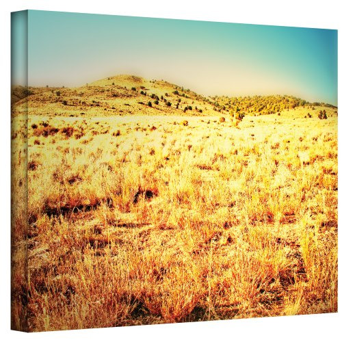 Art Wall Take a Seat Wrapped Canvas Art by Mark Ross, 18 by 24-Inch
