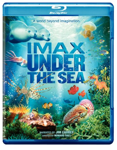 Cover art for  IMAX: Under the Sea [Blu-ray]