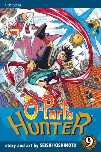O-Parts Hunter, Volume 9, KISHIMOTO, SEISHI