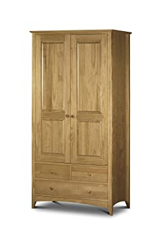 Kendal Combination Wardrobe Solid Pine Stylish Furniture