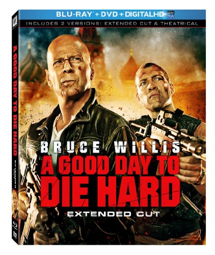 A Good Day to Die Hard (Blu-ray / DVD + Digital Copy)
