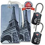 Ody-Travel-Gear-Luggage-Locks-TSA-Approved-2-Pack-With-Tags