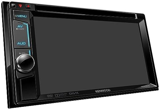 JVC DDX3015 Autoradio Noir