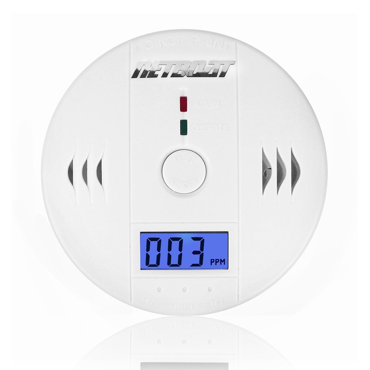 Buy Portable Lcd Co Detector Now!