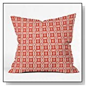 DENY Designs Khristian a Howell Desert Twilight 9 Throw Pillow
