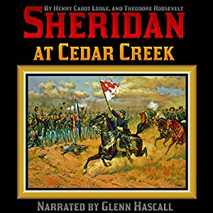 Sheridan at Cedar Creek Audiobook