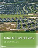 img - for AutoCAD Civil 3D 2012 Essentials by Eric Chappell (2011-06-07) book / textbook / text book