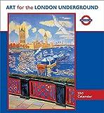 LONDON TRANSPORT MUSEUM 2015 ART FOR LONDON UNDERGROUND WALL CALENDAR R481