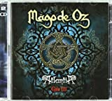 Gaia III - Atlantia (Explicit)(2CD) by Mago De Oz (2010-04-27)