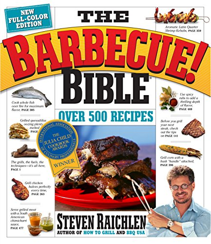 The Barbecue! Bible 10th Anniversary Edition (Turtleback School & Library Binding Edition)