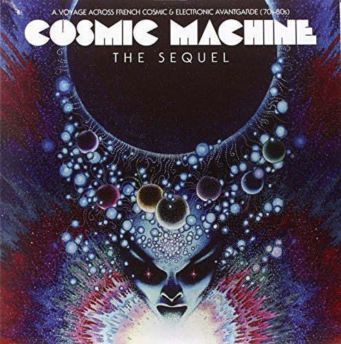 Cosmic Machine - the Sequel - 2 Black Vinyl in Limited Deluxe Edition With Replika Gatefold Sleeve