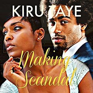 Making Scandal Audiobook