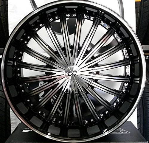 22 Inch Tires >> 22 Inch U2 29 Wheels Rims Tire Package Chevy Chrysler Dodge Bmw