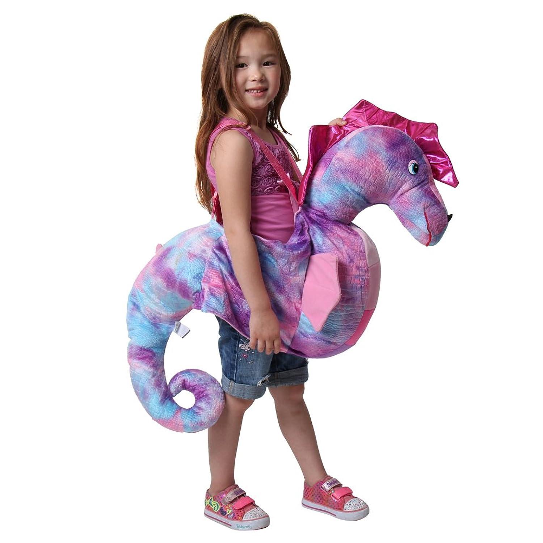 Seahorse Costume Australia on Plush Seahorse Costume