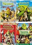The Complete Shrek DVD Collection: Shrek / Shrek 2 / Shrek 3 - The Third / Shrek 4 - Forever After