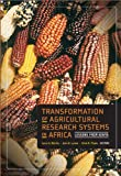 Transformation of Agricultural Research Systems in Africa: Lessons from Kenya