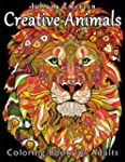 Creative Animals Coloring Book for Ad...
