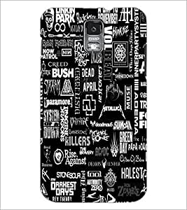 PRINTSWAG TYPHOGRAPHY Designer Back Cover Case for SAMSUNG GALXAY S5