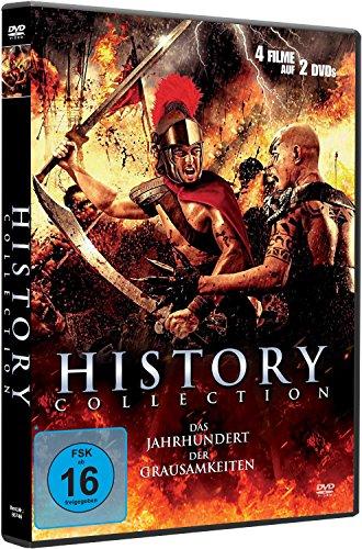 History Collection - Das Jahrhundert der Grausamkeiten [2 DVDs]