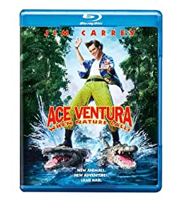 Ace Ventura 2: When Nature Calls [Blu-ray] [1995] [US Import]