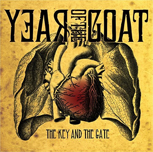 The Key & the Gate -Ltd- By Year of the Goat (2014-11-27)