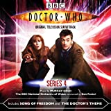 Doctor Who - Original Television Soundtrack - Series 4 ~ Murray Gold