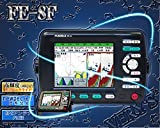 FUSO (フソー) 8型LEDカラー液晶GPS・プロッタ・魚探 FE-8F 1kW