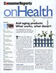 Consumer Reports On Health (1-year au...