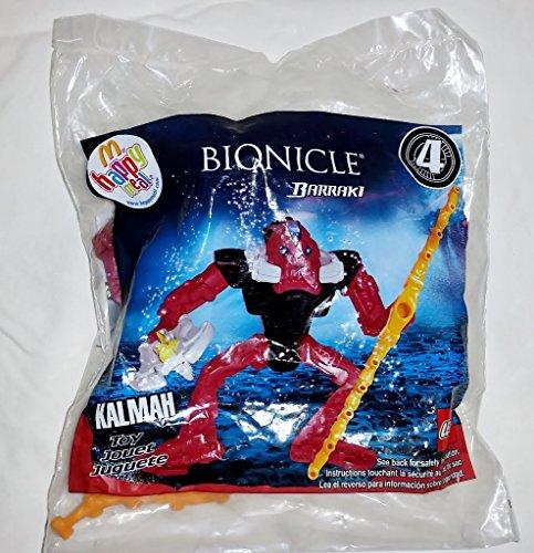 McDonalds - LEGO BIONICLE BARRAKI #4 - KALMAH, 2007 - 1