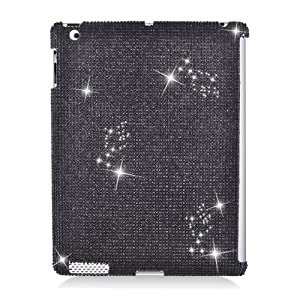 Eagle Cell RingBling Brilliant Diamond Case for iPad 3