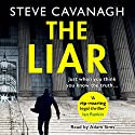 The Liar Audiobook by Steve Cavanagh Narrated by Adam Sims