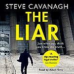 The Liar | Steve Cavanagh