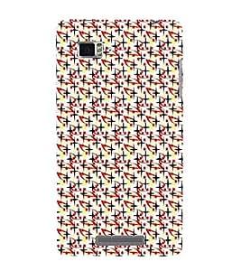 EPICCASE splashy design Mobile Back Case Cover For Lenovo Vibe Z K910 (Designer Case)