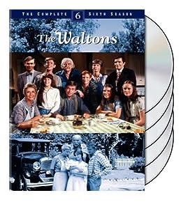 The Waltons: Season 6 from Warner Home Video