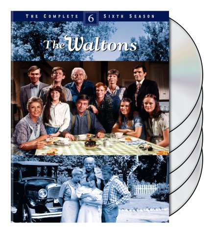 Waltons: Complete Sixth Season [DVD] [Region