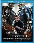 Real Steel [Blu-ray + DVD]